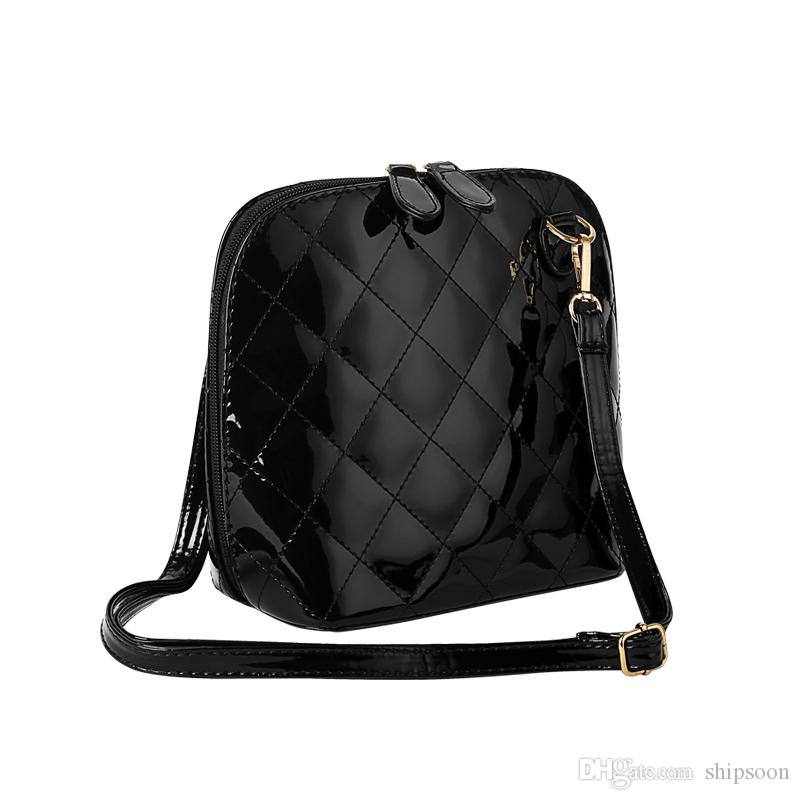 05c11fa184 Casual Small Plaid Criss Cross Handbags High Quality Ladies Party Purse  Women Clutch Famous Shoulder Messenger Crossbody Bags Purses Wholesale  Fiorelli ...