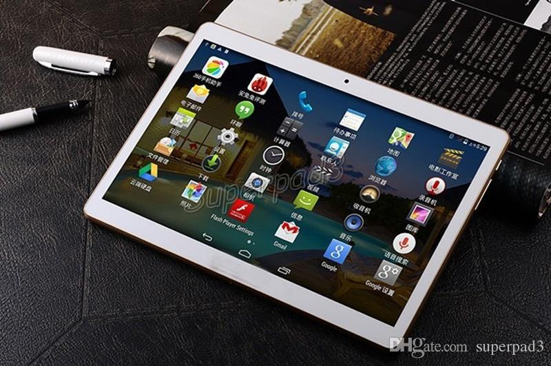 9.6 Inch Android 4.4 Tablet PC k960 Wifi Tablet 3G Call MTK6580 Quad Core 1GB 16GB Bluetooth 1280*800 IPS Phablet