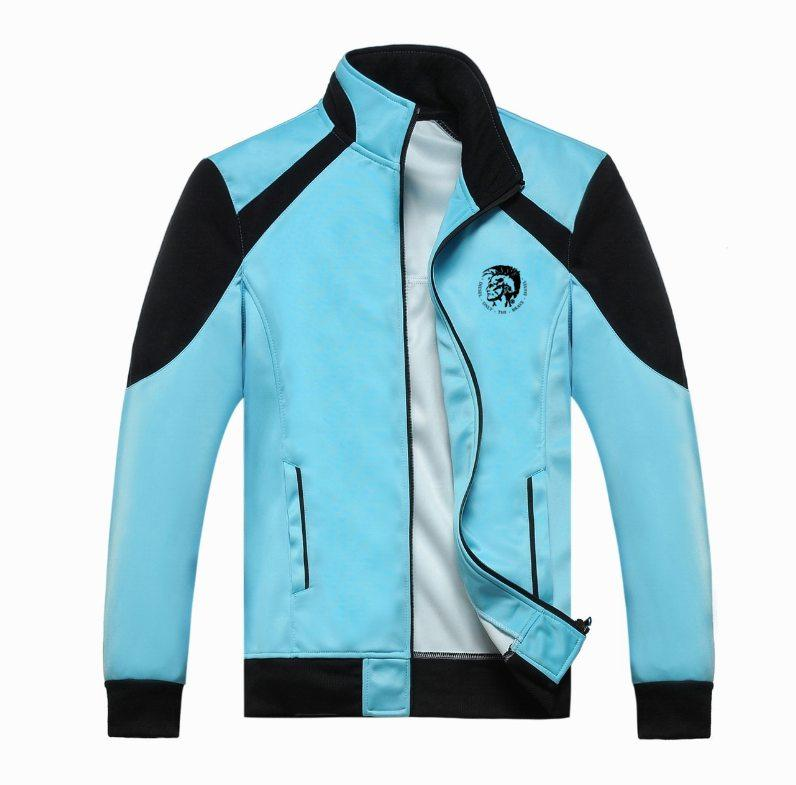 U885 College DIES fashion sportswear brand design baseball jacket DGK  school uniform jacket with M - XXXL size