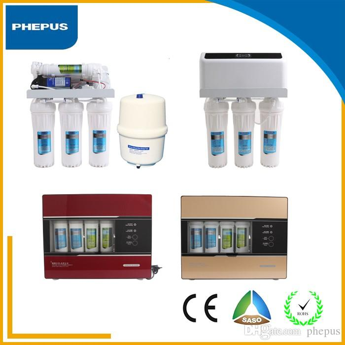 phepus home use 5 stage reverse osmosis water filter system water purifier activated carbon filter cegsrohs reverse osmosis system from phepus