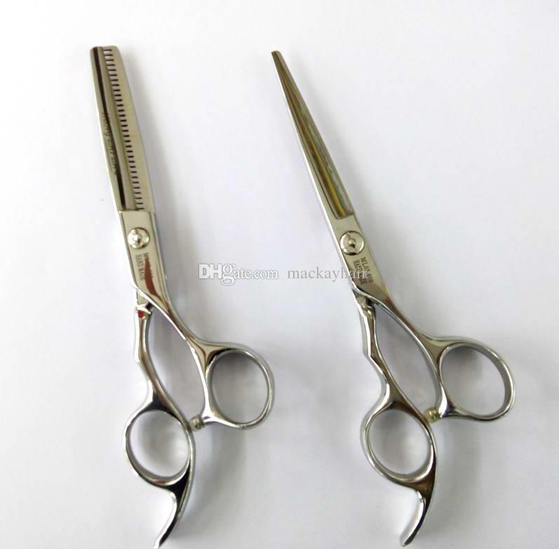 Sassoon Scissors 6 inch Barber Scissor Shear 8G13 Stainless Steel Scissor Hair Thinning Scissors Professional Hair Cutting Scissor