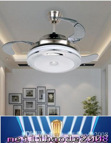 Online Cheap 42 Inch Bedroom Ceiling Fan Lighting Remove Control ...