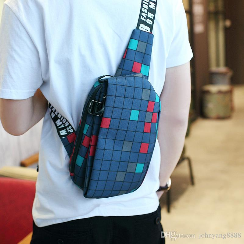 Boshikang New Men Crossbody Bag Travel Fashion Oxford Hot Summer ... 66a2f448ff