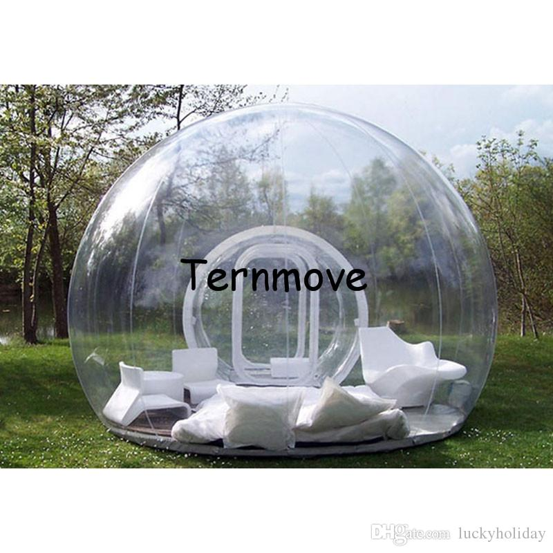 Inflatable Air Sealed Tent Inflatable Bubble Lawn Tents