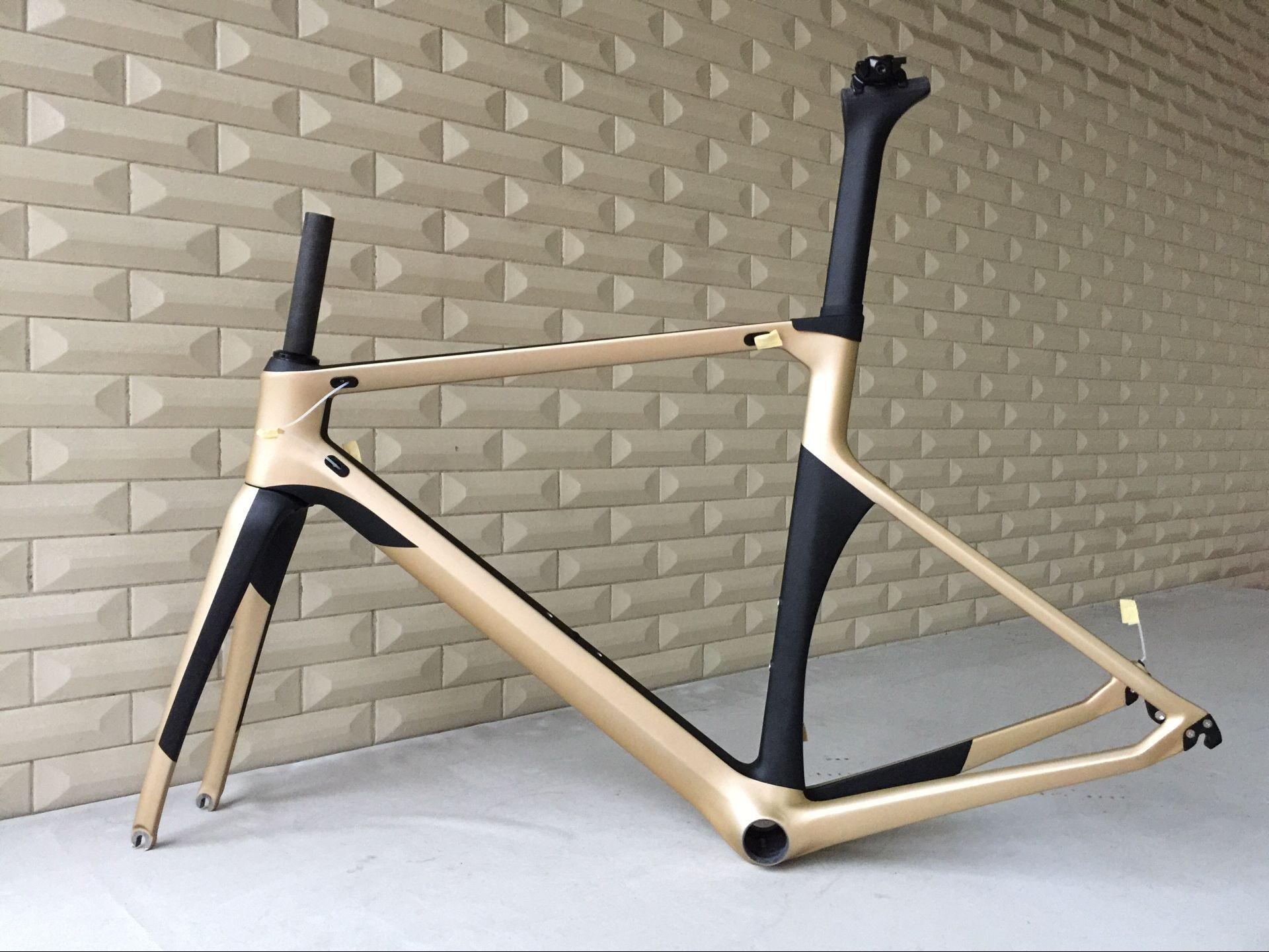 gro handel chinesische di2 carbon rennrad rahmen bb86 aero. Black Bedroom Furniture Sets. Home Design Ideas