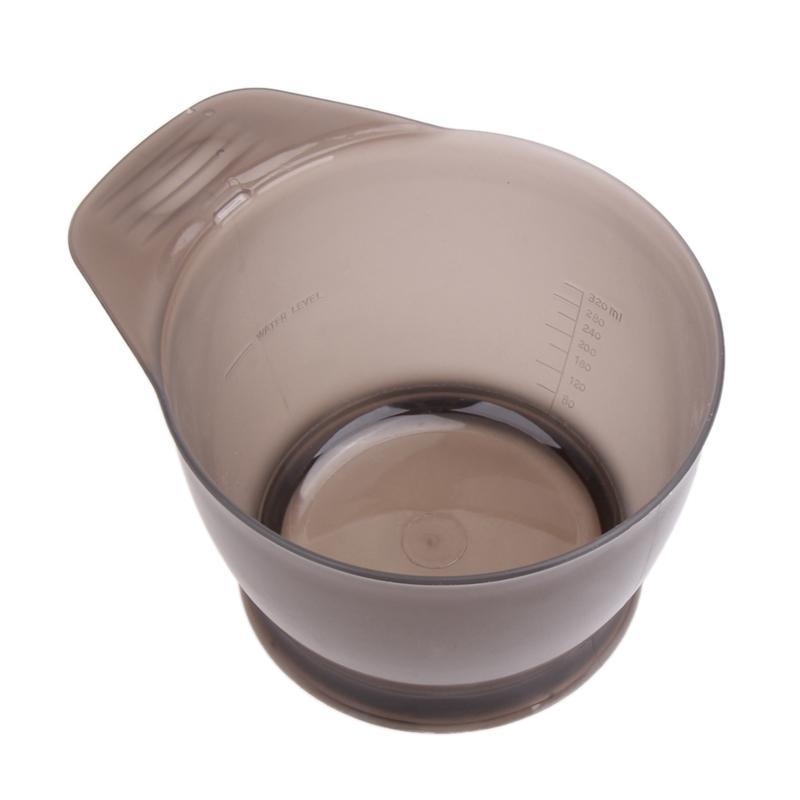 Большой емкости парикмахерские чаша профессиональный салон волос цвет краски оттенок чаша окраски смешивания всасывания чаша