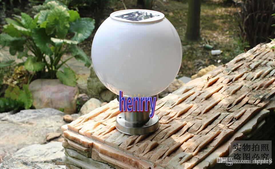 Acquista lampione stradale a energia solare fari a colonna
