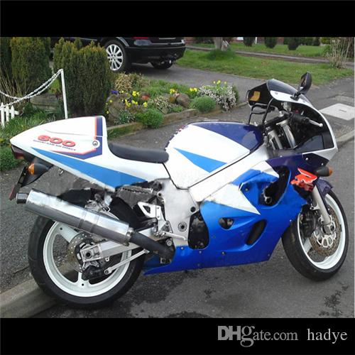 GSX R600 GSXR600 96 97 98 99 00 GSXR 600 750 1996 Blue White
