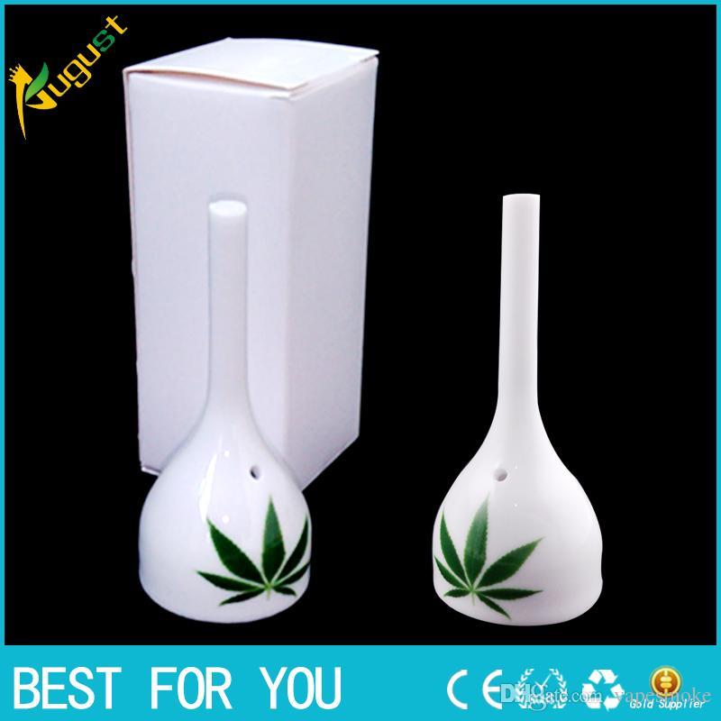 Uñas de cerámica sin cúpula de alta calidad con junta de vidrio macho hembra Tapa de carbohidratos de cerámica Lima de uñas de cerámica