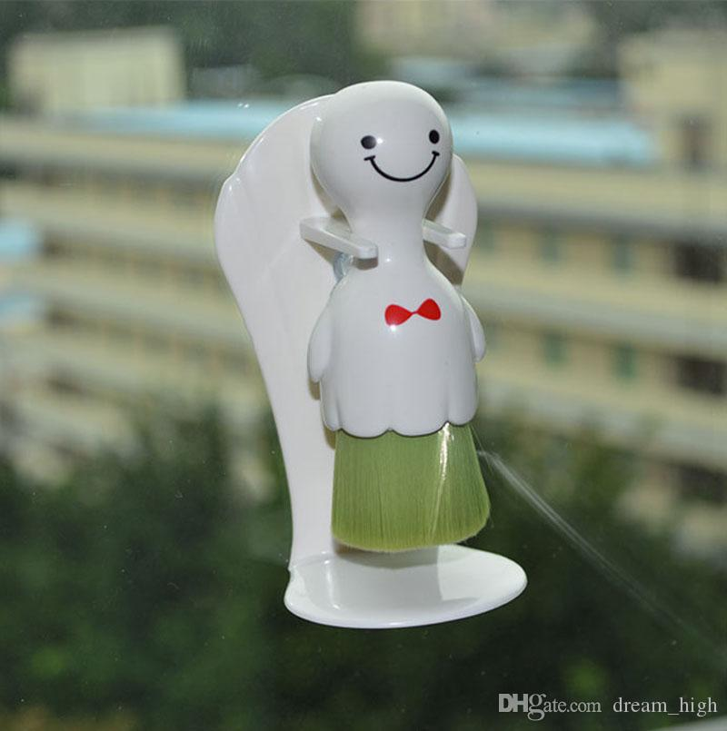 Sunny Doll Face Brush Algae Antibacterial Authentic Super Soft Washing Brush Deep Pore Cleansing Brush Face
