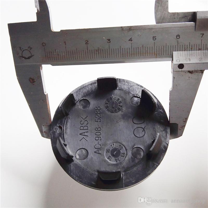 60 мм колеса автомобиля ступицы обода центр крышки для работы Varianza T1s высокое качество крышки колеса автомобиля