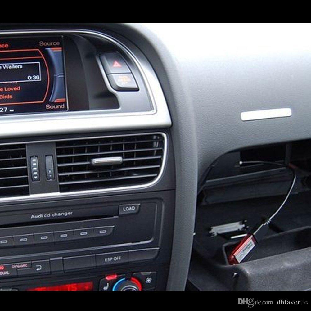 AMI MMI 3.5mm AUX Micro USB Interfaccia auto Cavo adattatore smartphone Android Huawei Samsung HTC Fit Audi A3 A4 A5 A6 A8 S5 Q5 Q7 TT