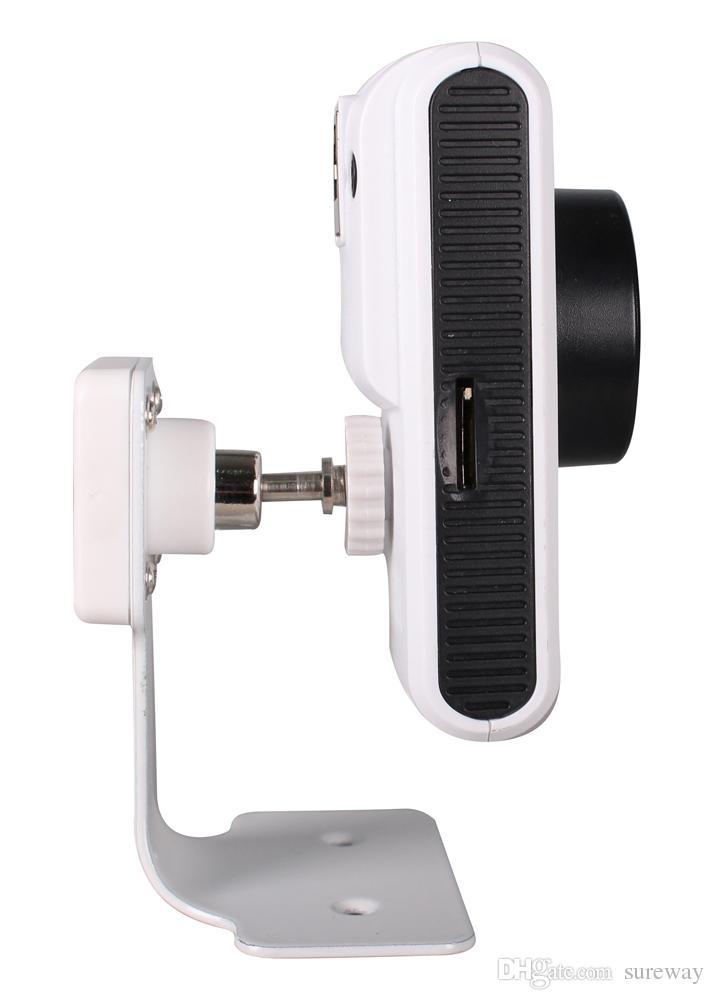 2019 جديد Arrivel HD كاميرا IP مصغرة 720P HD واي فاي كاميرا IP Onvif عرض الأشعة تحت الحمراء للرؤية الليلية داخلي كاميرا IP لاسلكية Onvif