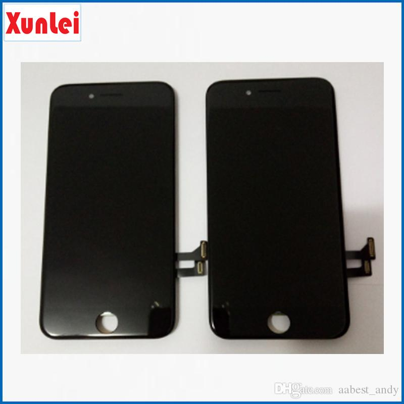 quality aaa+ hot selling lcd screen for iphone 7 7 plus lcd display full assembly replacement