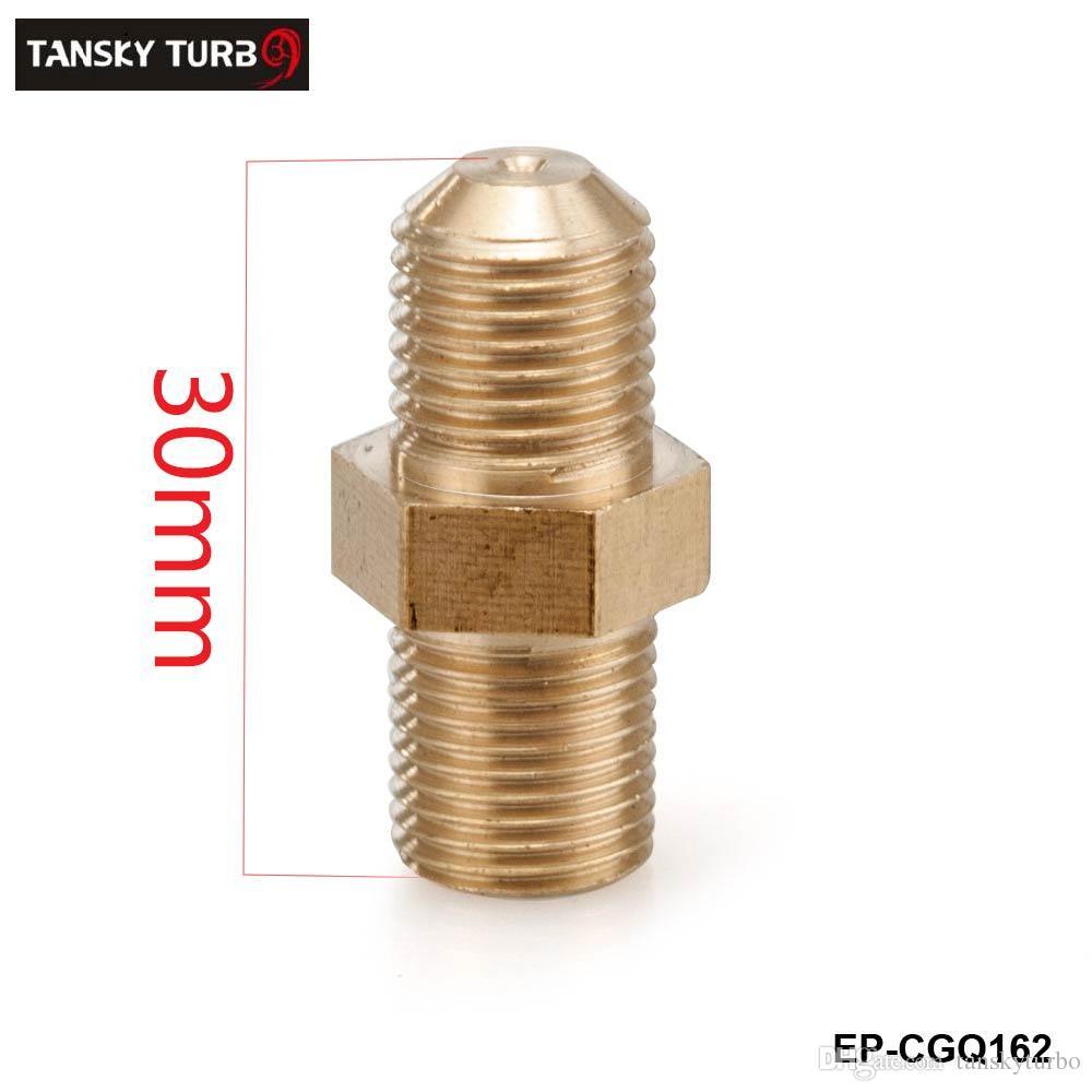 Танский -Oil Ограничитель адаптер Fitting масло подачи нержавеющей адаптер M11X1.0 Для 4AN Для GT28R / GT28RS / GT30R / GT35R Turbo EP-CGQ162