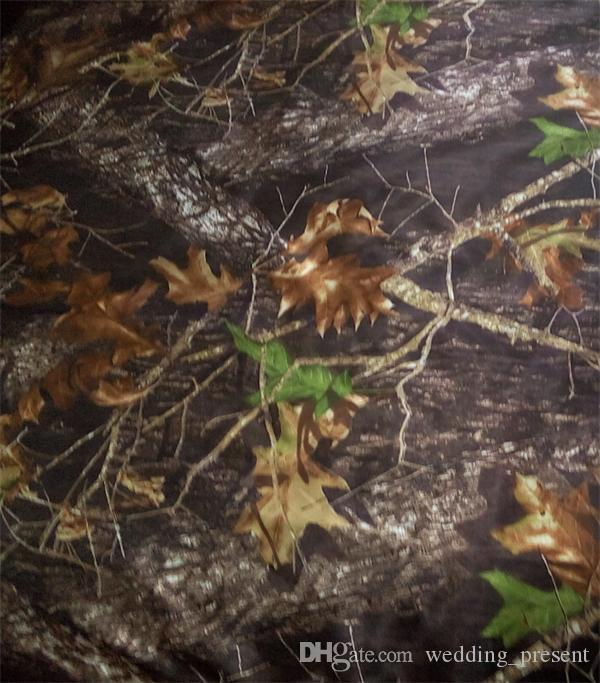 Realtree Camo Fabric Venduto da Yard Unique Camo Wedding Prom Dress Tessuto 59 pollici di larghezza True Timber Outdoors Camouflage Ovation Fabric
