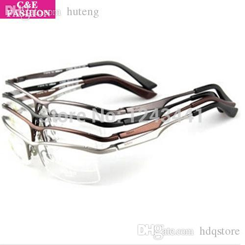 7752911e17 Wholesale-New Brand Japanese Design Pure Titanium Men Glasses ...