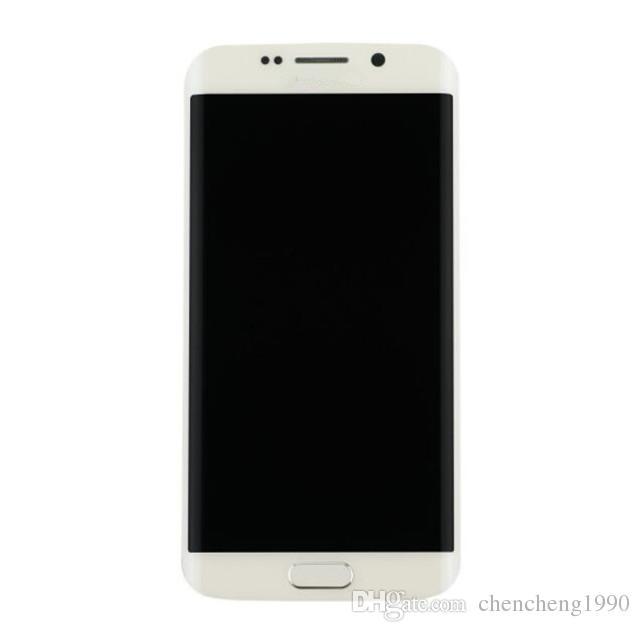 Новый OEM LCD сенсорный экран планшета с заменой кадров для Samsung Galaxy S6 Edge G925F G925A G925T G925P G925V G925