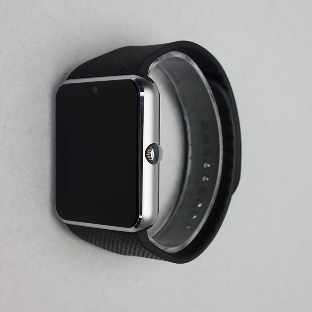 Smart Watch GT08 Für Android IOS iPhone Handgelenk Verschleiß Unterstützung Sync SIM / TF Karte Beste Qualität Kamera Schrittzähler Schlafüberwachung