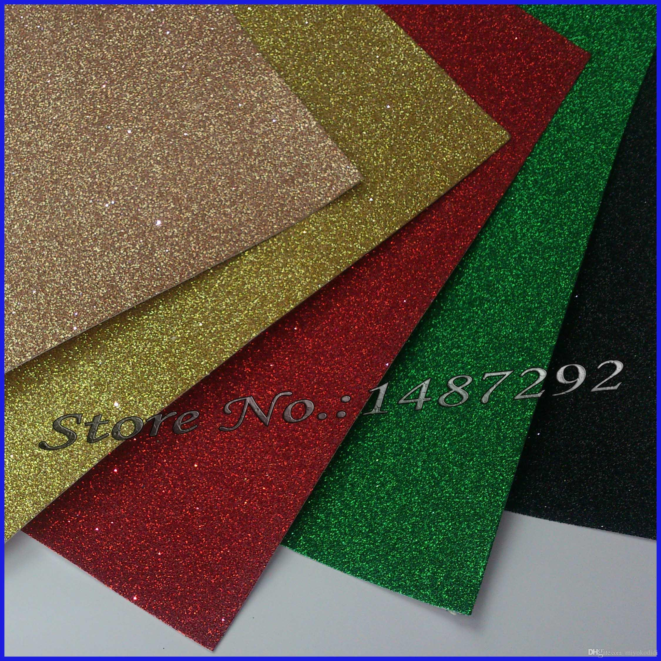 New Arrival:Glitter paper sticker,for Scrapbooking,Photo ablum,DIY Craft decoration,mixed