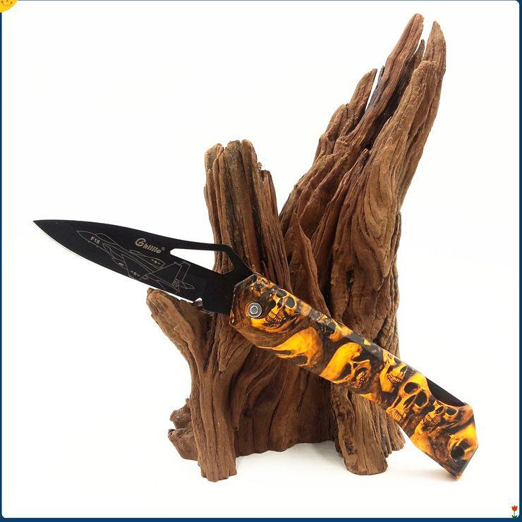 Top Quality Mix Styles Ghillies Pocket Pocket Blade Blade Coltelli Fruit Knife Maniglia ABS EDC Mini tasche Sopravvivenza cartella Coltelli coltelli