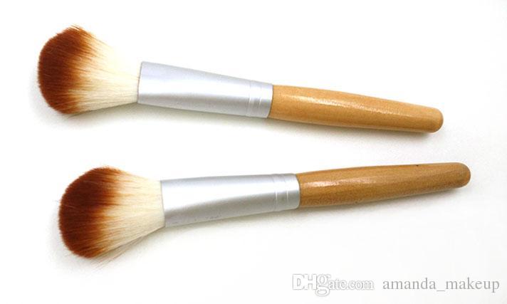 Professional Makeup Brush Set With PU Leather Pink Color Cosmetic Brush Kit Eyeshadow Foundation Eyebrow Powder Brush
