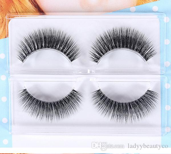 3D-31 3D silkeyelashes False Eyelashes Handmade Natural Long False Eyelashes Soft Fake Eye Lash 3D False Eyelashes Eyelash extensions