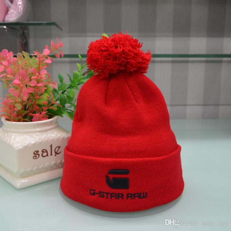Fashion Colors New Winter Casual Women Hat Bad Hair Days Knitted ... 6b521a992dd7