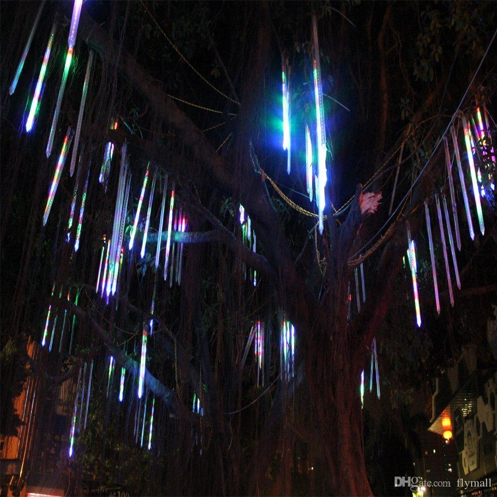 30cm/50cm Waterproof Meteor Shower Rain Tubes LED Light for Party Wedding Decoration Christmas Holiday LED Meteor Light