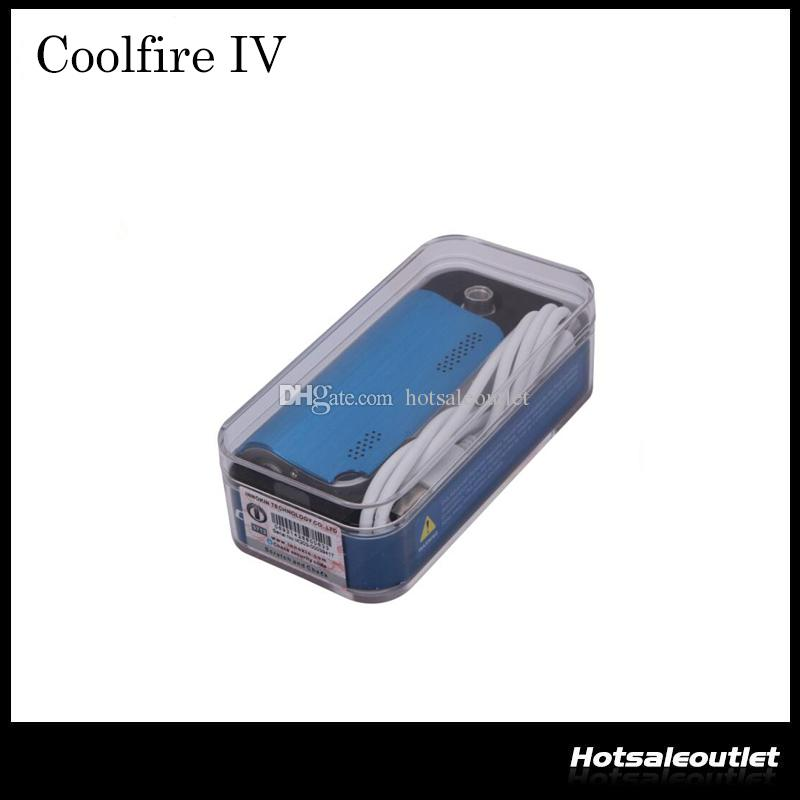 2015 Innokin CoolFire IV 40W batería Mod Cool Fire IV Express Kit 2000mah Innokin Coolfire 4 con pantalla OLED