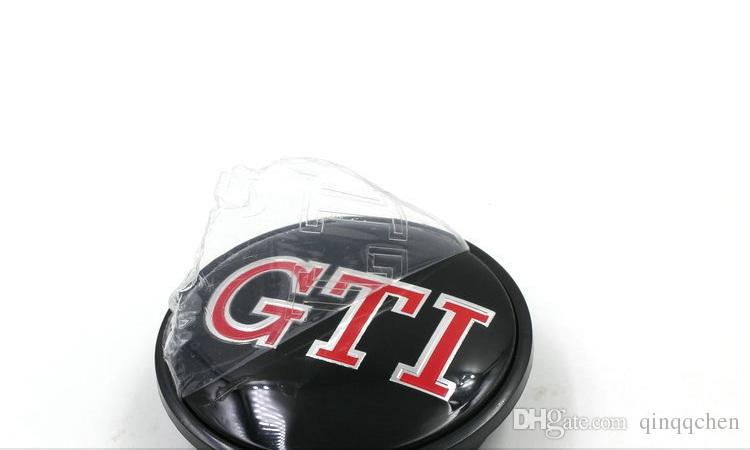 65mm Car Wheel Center Hub Cap Emblem Decal wheel center cap For VW Volkswagen Model car styling covers Perfect GTI logo