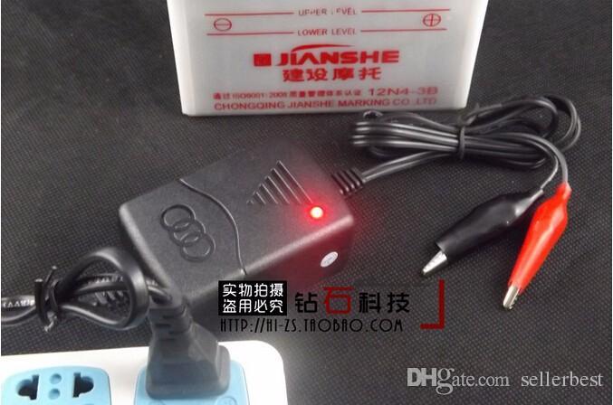 شاحن YASO YS-C5801 1300mA 12V فولت مختومة الرصاص حمض البطارية قابلة للشحن للسيارات سيارة شاحنة