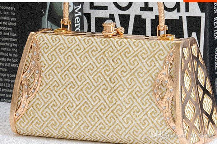 2017 New Arrival Fashion Princess Cosmetic Bags & Evening Bag Cases Travel Organizer Jewelry Box With Lock Birthday Wedding Gift