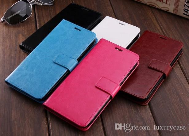 Venda clássico para meizu mx4 pro case macio tpu ultra-fino carteira flip fique colorido capa bolsa de couro case para meizu mx4 pro