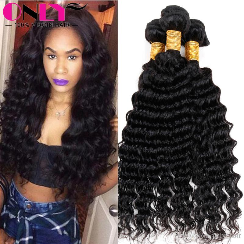 Malaysian Brazilian Human Hair Online Sales Highest Quality Raw