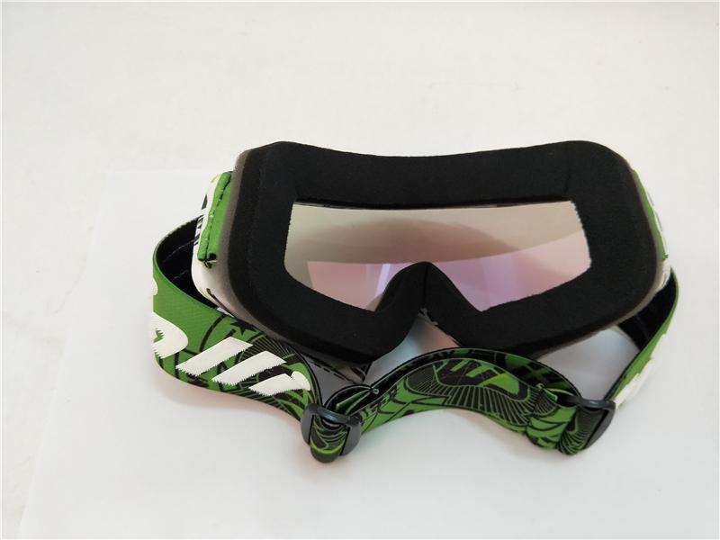 Hot Sales dirt bike motorcycle Goggle motocross Glasses UNV Polarized Motorcycle Goggles Racing Protective Gear Cycling Mask For Sports Road
