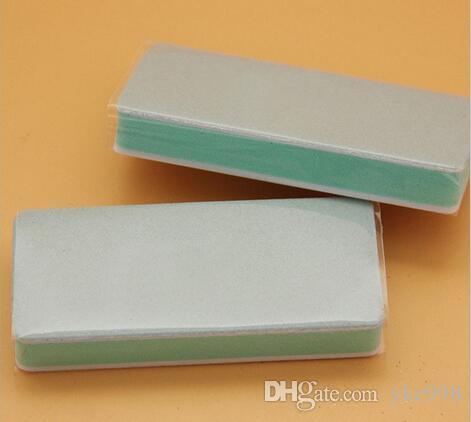 Пилочка для ногтей губка полировка 2 Способ шлифовальный буферный блок Nail Art салон польский пилочки для ногтей Маникюр шлифовальный блок