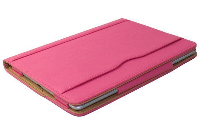 For ipad case iPad Pro Tan Leather Wallet Stand Flip Case Smart Cover for iPad Air 2 3 4 5 6 7 Air Air2 Air3 Mini Mini2 Mini3 Mini4
