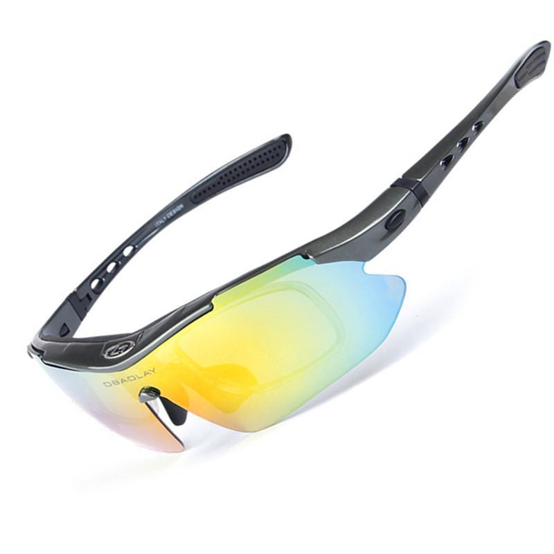 f6a62bd77a OBAOLAY Polarized Cycling Sunglasses High Quality UV400 Outdoor ...