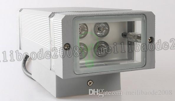 Moderno minimalista de aluminio de 8W en la lámpara de pared lámpara de pared de pasillo lámpara de pared al aire libre moda 2 años de garantía LLFA