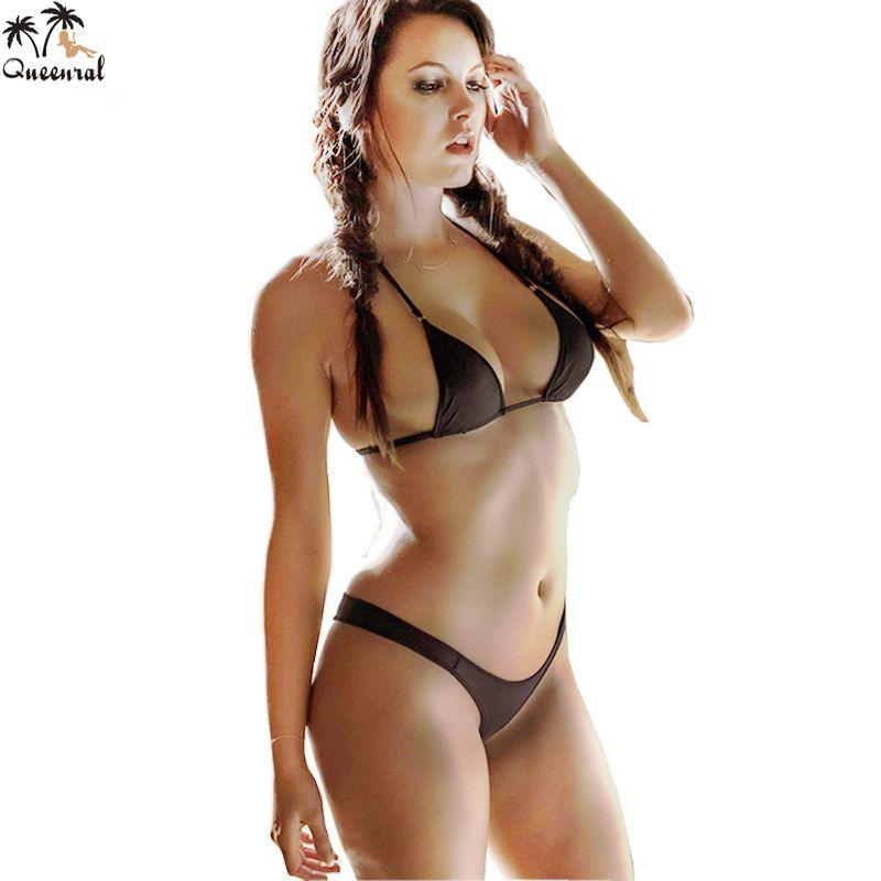 Acquista Perizoma Costume Da Bagno Bikini Brasiliano Micro Del ...