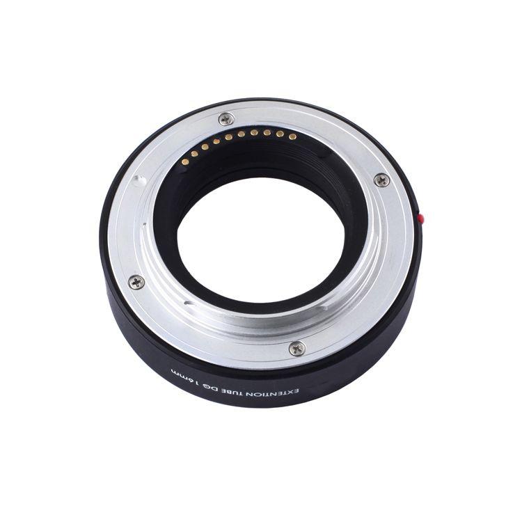 Macro AF Auto Focus Extension Tube 10mm 16mm Set DG For Sony NEX E-mout