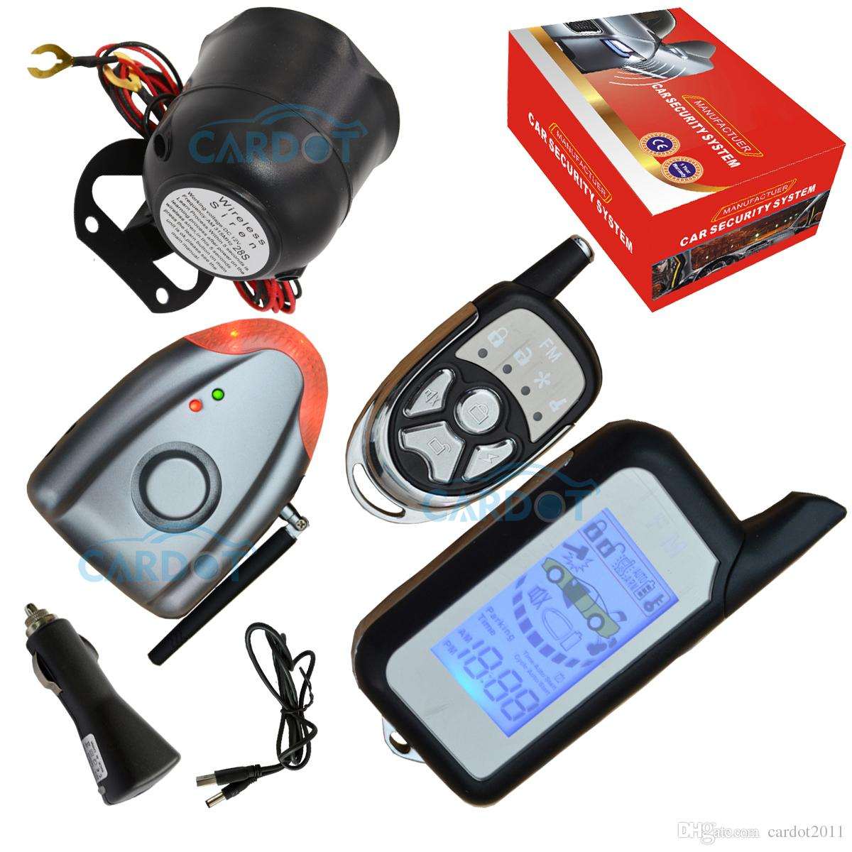 Großhandel Diy Auto Alarmanlage Ist Mit Luftdruckerkennung Alarm, Schock  Sensor Alarm, Keine Installation, Diy Modus, Drahtlose Sirene Alarm Von  Cardot2011, ...