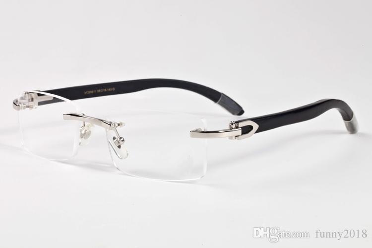хорошо продаются новый стиль мужской бренд спорта на открытом воздухе деревянные солнцезащитные очки брендов модельер классический без оправы буйвола рога очки 2017 с коробкой