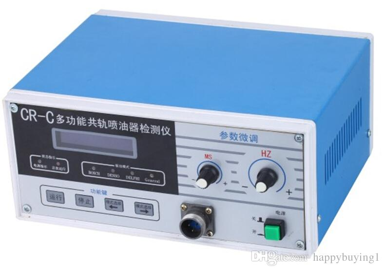 The ecnomic model common rail injector tester simulator,electric diesel tester, solenoid injector tester for all brands