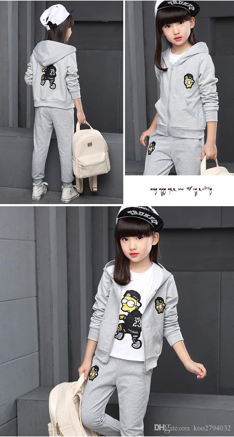 Wintergirls Vêtements Ensembles Enfants Vêtements Enfants Litton Cartoon Lapin Ensembles Pulls Pantalons Bébé Garçon Fille Tiny Sweater Knit Shirts