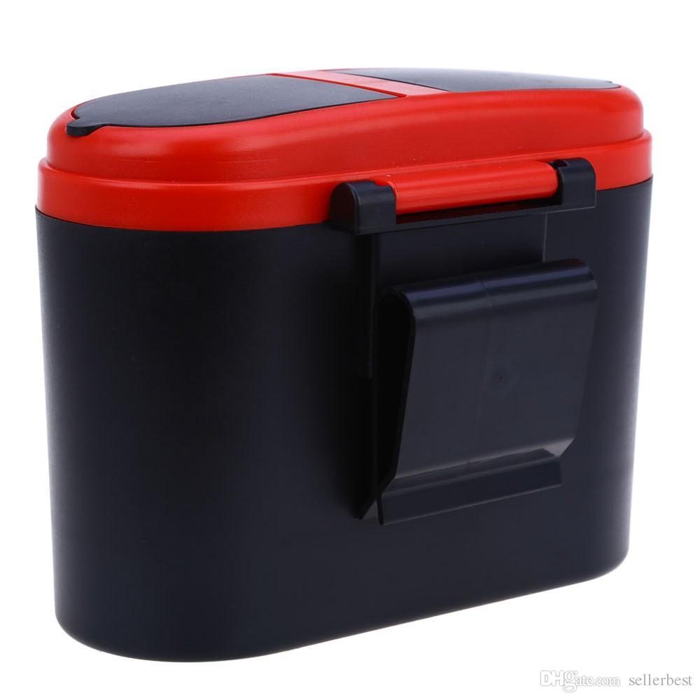 Auto Carcaça De Lixo Lixo Caixa De Carga De Carga E Descarga Facilmente Mini Car Home Próprio Grande Volume Usado No Car Home Office