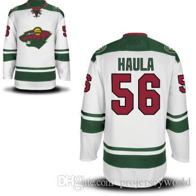 Womens Minnesota Wild Jerseys 27 Zac Dalpe 28 Victor Bartley 29 Jason Pominville 35 Darcy Kuemper 39 Nate Prosser Hockey Jerseys