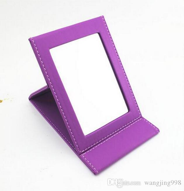 Factory Price Wholesale Square Folding Mirror Tabletop Vanity Makeup Mirror  Portable Folding Mirrors By Dhl Salon Mirrors Small Mirror From  Wangjing998, ...