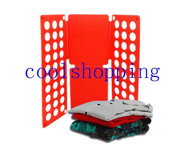 Magic Fast Speed Clothes Folder Shirts Fold Board For adult Fold L size Garment Board high quality